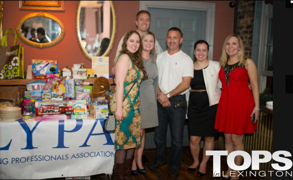 2015 LYPA Holiday Party and Toy Drive